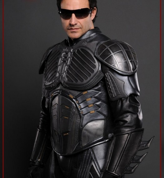 Best Motorcycle Armor >> The Real Life Batsuit - Batman Factor