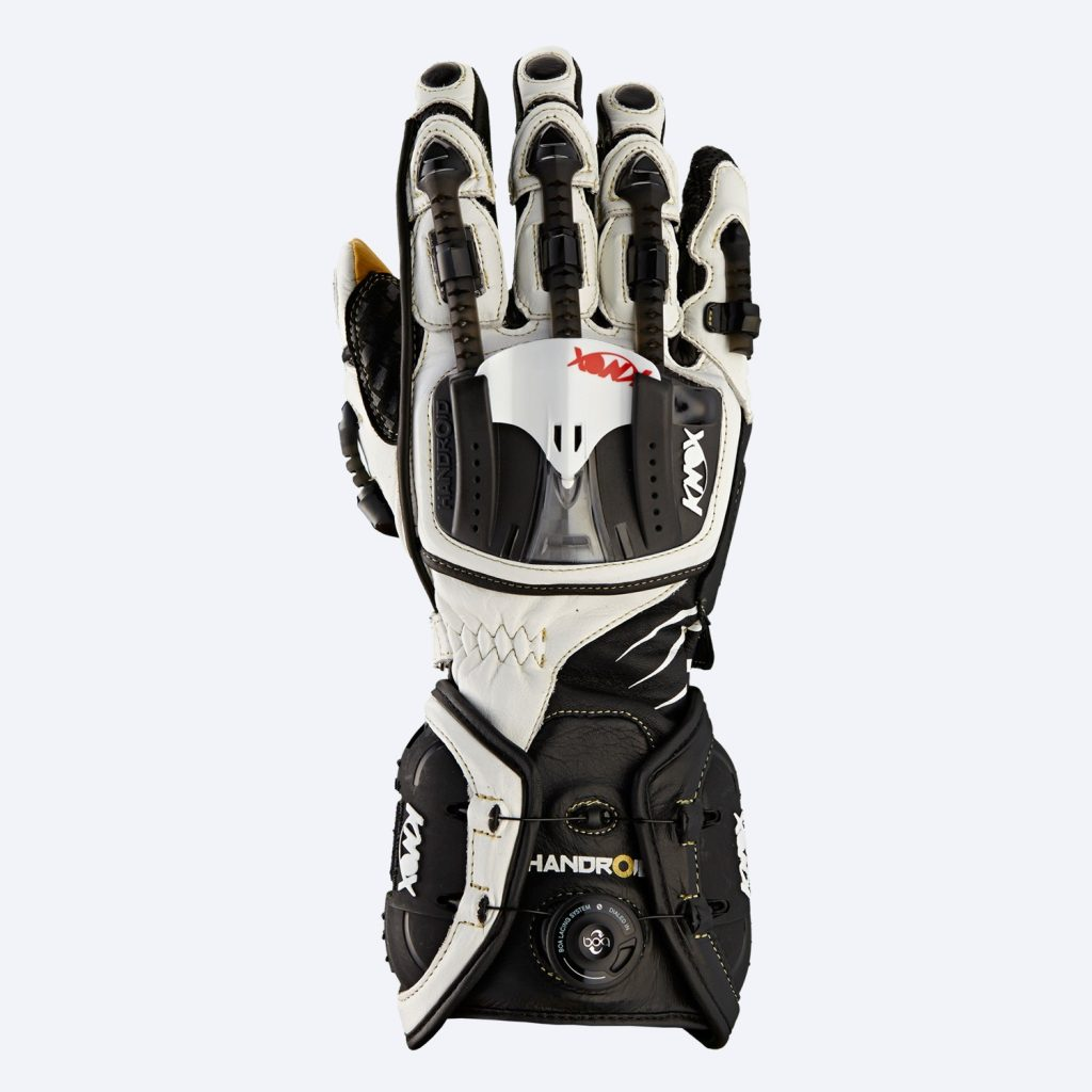 Knox Handroid motorcycle gloves