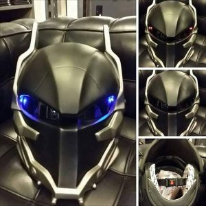 Batman arkham knight motorcycle helmet