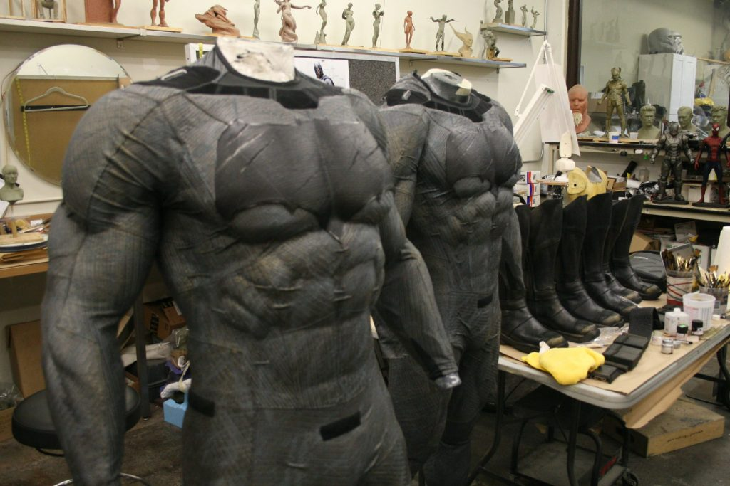 batman vs superman costume design