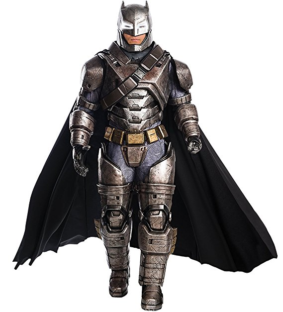 armored batman vs superman costume supreme edition