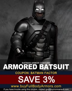 buyfullbodyarmors.com coupon code