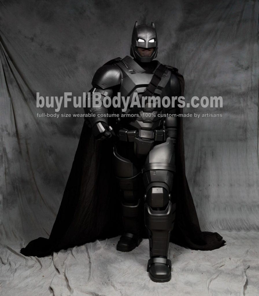 real armored batsuit for sale