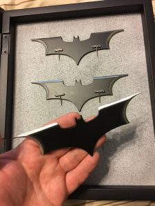 emergency batarang