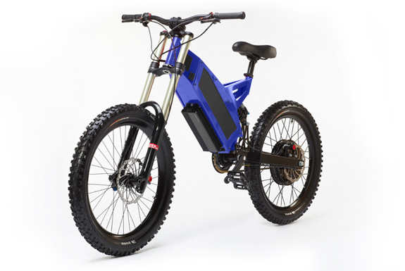 Stealth Electric Bikes Fighter
