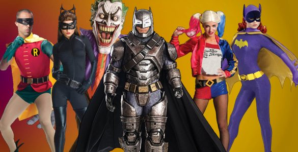 ultimate guide to batman costumes for sale