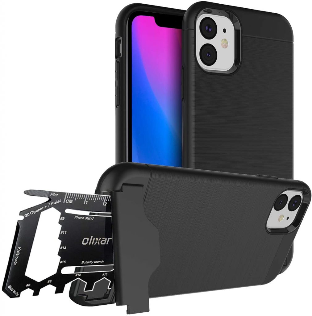 phone case with built in tools