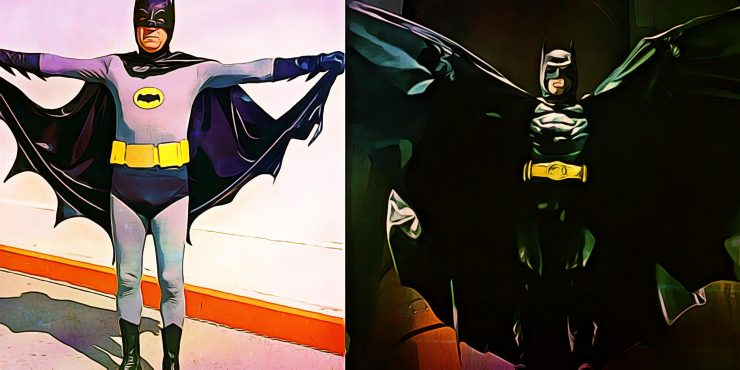The Original Inspiration for Batman's Cape Came From a Sketch by Whom?
