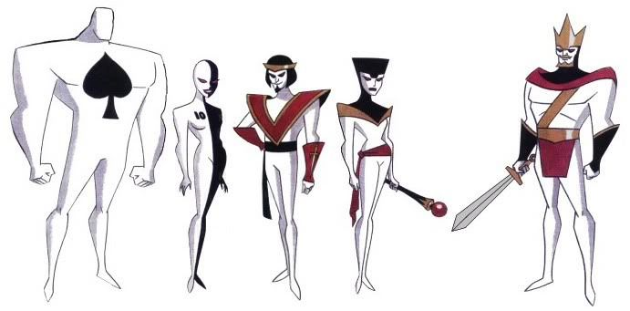 batman beyond villains