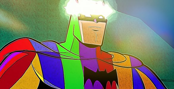 Rainbow Batman