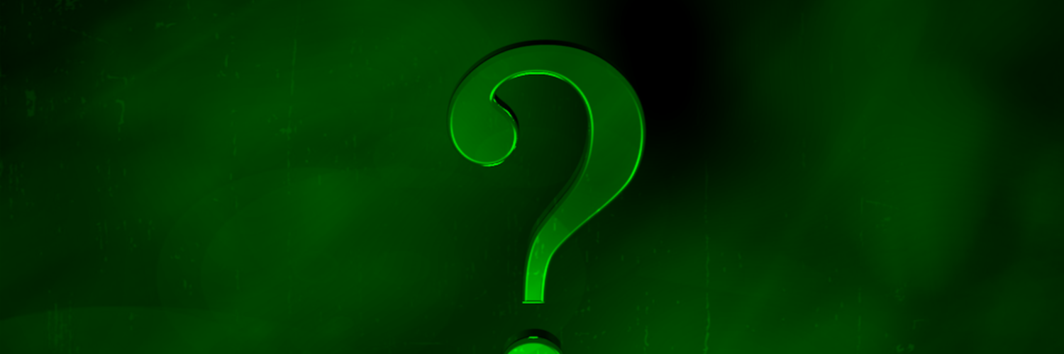Riddler Question Mark