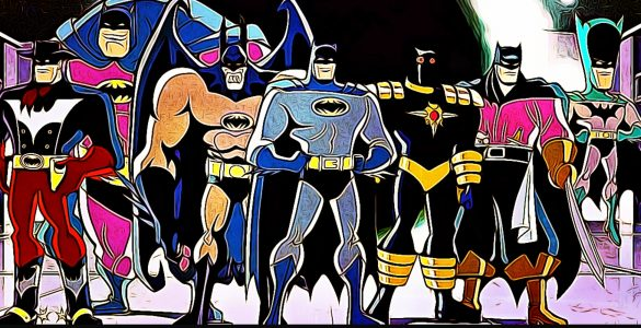 Batman Brave & The Bold