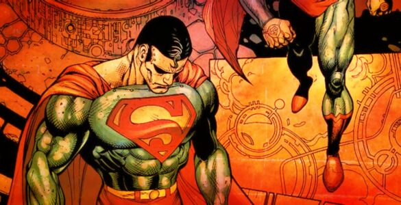 The Ultimate Guide To The Cosmic Armor Superman
