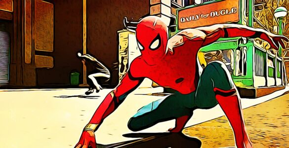 An Interesting Explanation On Spider-Man Poses