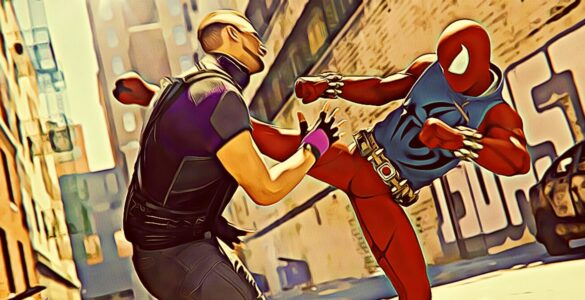 An Overview of Spider-Man: Web Of Shadows Game